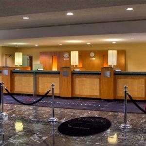 New York Honeymoon Packages New York Marriott Marquis Front Desk