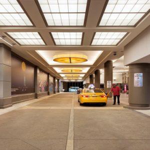 New York Honeymoon Packages New York Marriott Marquis Porte Cochere