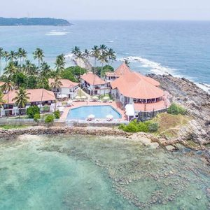 Sri Lanka Honeymoon Packages Dickwella Resort And Spa Hotel Aerial View1
