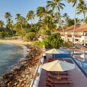 Sri Lanka Honeymoon Packages Dickwella Resort And Spa Hotel Exterior