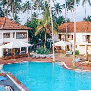 Sri Lanka Honeymoon Packages Dickwella Resort And Spa Main Pool
