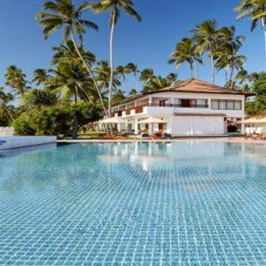 Sri Lanka Honeymoon Packages Dickwella Resort And Spa Pool