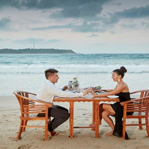 Sri Lanka Honeymoon Packages Dickwella Resort And Spa Private Dining