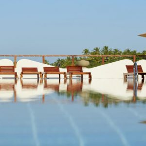 Sri Lanka Honeymoon Packages Dickwella Resort And Spa Pool View1