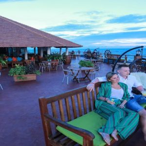 Sri Lanka Honeymoon Packages Dickwella Resort And Spa Restaurant Exterior