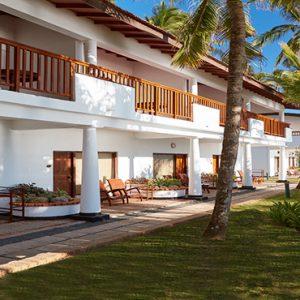 Sri Lanka Honeymoon Packages Dickwella Resort And Spa Villa Exterior
