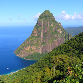 St Lucia Honeymoon Packages Hot Wire Piton Zip Lining Thumbnail