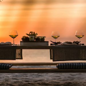 Tanzania Honeymoon Packages Zuri Zanzibar Beach Dining