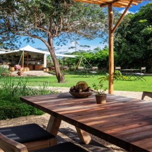 Tanzania Honeymoon Packages Zuri Zanzibar Spice Garden Exterior