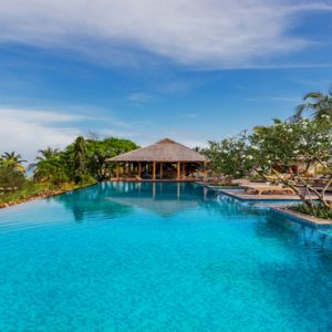 Tanzania Honeymoon Packages Zuri Zanzibar Swimming Pool