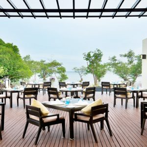 Thailand Honeymoon Packages Bhu Nga Thani Resort And Spa Bhu Nga Sari Restaurant