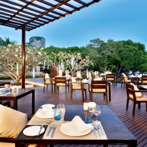 Thailand Honeymoon Packages Bhu Nga Thani Resort And Spa Bhu Nga Sari Restaurant1