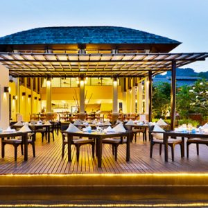 Thailand Honeymoon Packages Bhu Nga Thani Resort And Spa Bhu Nga Sari Restaurant2