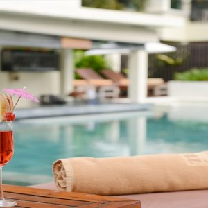 Thailand Honeymoon Packages Bhu Nga Thani Resort And Spa Cocktails At The Pool