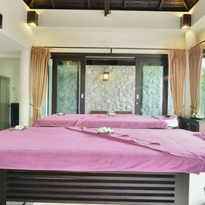 Thailand Honeymoon Packages Bhu Nga Thani Resort And Spa Couple Spa Treatment Room