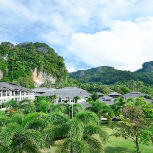 Thailand Honeymoon Packages Bhu Nga Thani Resort And Spa Hotel Overview