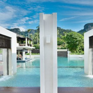 Thailand Honeymoon Packages Bhu Nga Thani Resort And Spa Pool