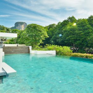 Thailand Honeymoon Packages Bhu Nga Thani Resort And Spa Pool Bar