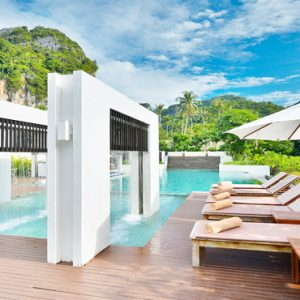 Thailand Honeymoon Packages Bhu Nga Thani Resort And Spa Pool Bar1