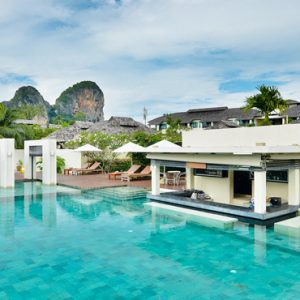 Thailand Honeymoon Packages Bhu Nga Thani Resort And Spa Pool Bar2