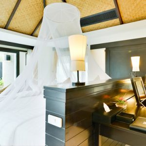 Thailand Honeymoon Packages Bhu Nga Thani Resort And Spa Pool Villa