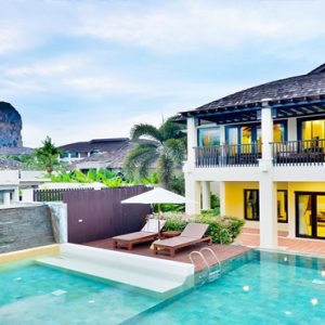 Thailand Honeymoon Packages Bhu Nga Thani Resort And Spa Two Bedroom Presidential Pool Villa