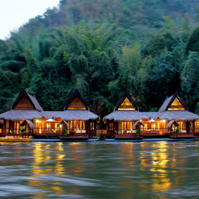 Thailand Honeymoon Packages The Float House River Kwai Thumbnail