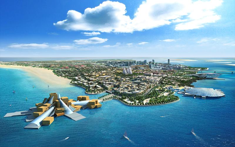 Top 10 Romantic Things To Do In Abu Dhabi Saadiyat Island
