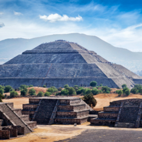 Guadalupe Shrine and Teotihuacan Pyramids Tour - Mexico Honeymoon Packages - thumbnail