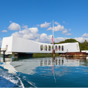 USS Missouri Arizona Memorial and Pearl Harbour - Hawaii Honeymoon Packages - thumbnail