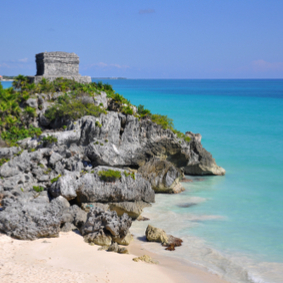 Tulum Ruins Tour & Xel-Ha All Inclusive Eco-Waterpark from Riviera Maya - Mexico Honeymoon Packages - Thumbnail
