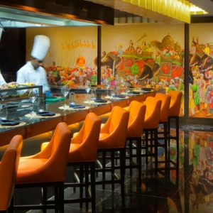 Dubai Honeymoon Packages Taj Dubai Bombay Brasserie