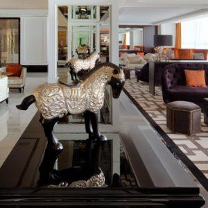 Dubai Honeymoon Packages Taj Dubai Byzantium Lounge
