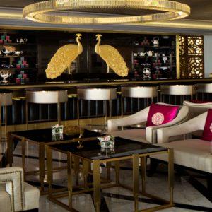 Dubai Honeymoon Packages Taj Dubai Byzantium Lounge1