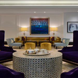 Dubai Honeymoon Packages Taj Dubai Lobby