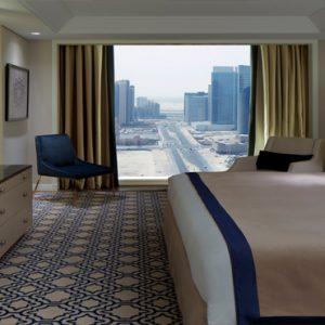 Dubai Honeymoon Packages Taj Dubai Luxury Burj View Suite1