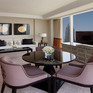 Dubai Honeymoon Packages Taj Dubai Luxury Junior Suite City View2