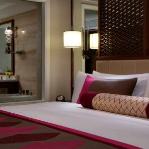 Dubai Honeymoon Packages Taj Dubai Luxury Room City View1
