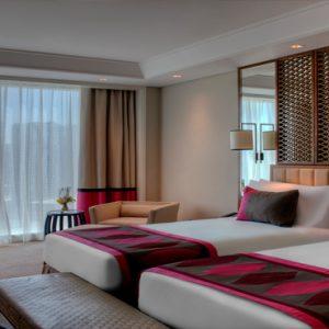Dubai Honeymoon Packages Taj Dubai Luxury Room City View2