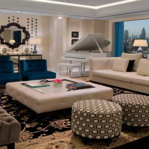 Dubai Honeymoon Packages Taj Dubai Presidential Suite1