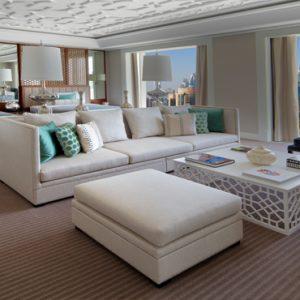 Dubai Honeymoon Packages Taj Dubai Presidential Suite2