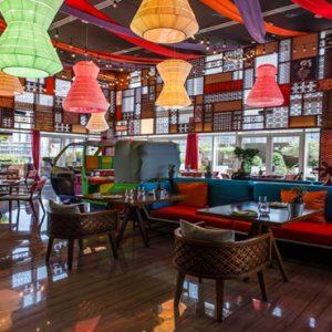 Dubai Honeymoon Packages Taj Dubai Restaurant