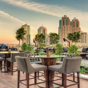 Dubai Honeymoon Packages Taj Dubai TREEHOUSE1