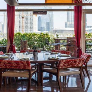 Dubai Honeymoon Packages Taj Dubai Tesoro1