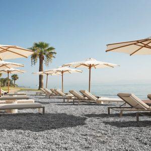 Greece Honeymoon Packages Domes Miramare, Corfu Beach