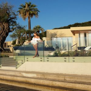 Greece Honeymoon Packages Domes Miramare, Corfu HL Lounge