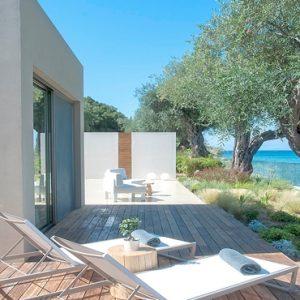 Greece Honeymoon Packages Domes Miramare, Corfu HRH Ivory Villa