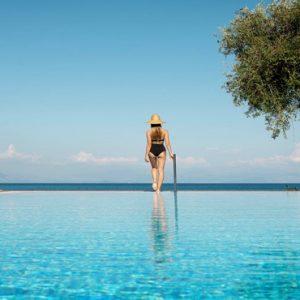 Greece Honeymoon Packages Domes Miramare, Corfu HRH Ivory Villa2