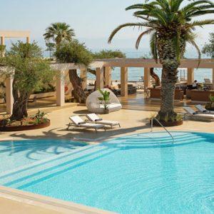 Greece Honeymoon Packages Domes Miramare, Corfu Main Pool