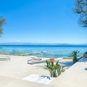 Greece Honeymoon Packages Domes Miramare, Corfu Sea Views AND SUN LOUNGERS